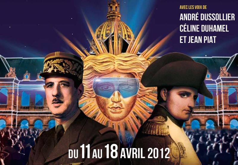 La Nuit aux Invalides 2012